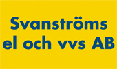 Svanströms EL och VVS AB